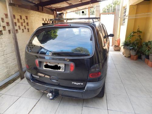 scenic rt 1.6 16v ano 2000 modelo 2001