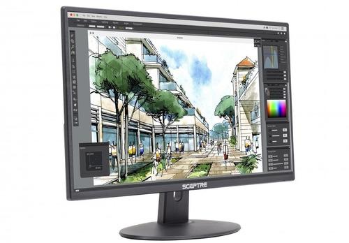 scepter serie 8a monitor de 22 pulgadas con pantalla de l