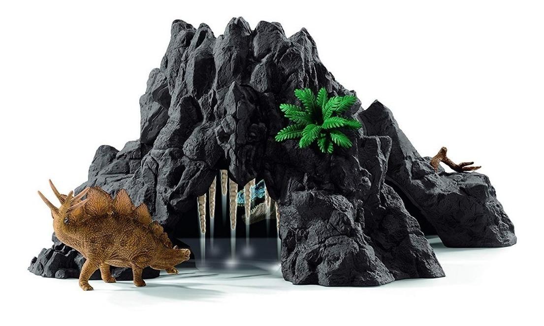 Giant Volcano with T-Rex NEW!! Schleich 42305