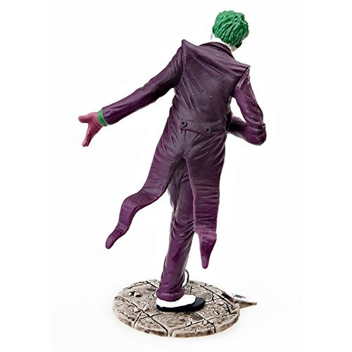 schleich batman vs the joker scenery figura de accion pack