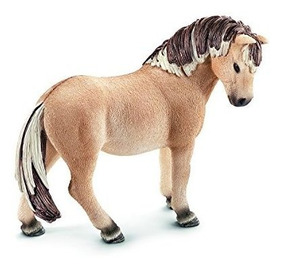 Schleich Fjord Horse Yegua Figura De Juguete