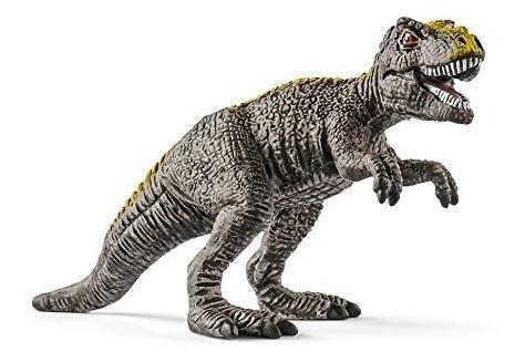 schleich north america t-rex, mini figura de juguete