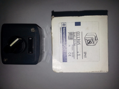 schneider telemecanique xald134 estacion control