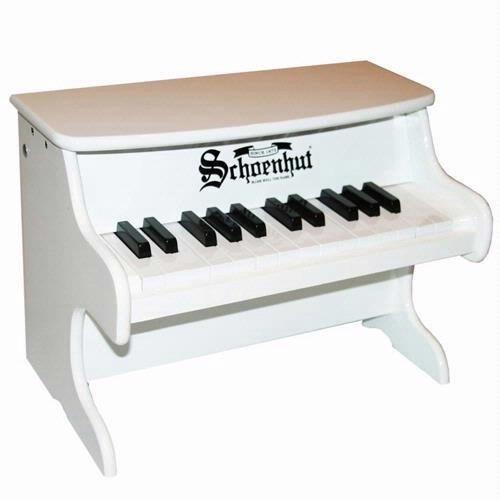 schoenhut mi primer piano ii blanco