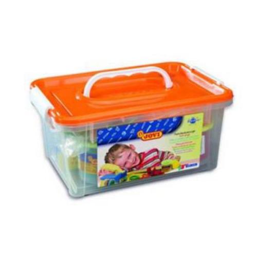 school pack soft dough blandiver abecedario jovi modelaje -