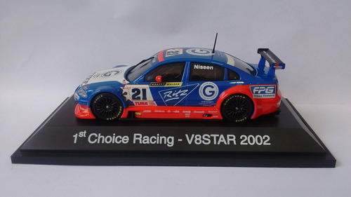 schuco 1:43 choice racing v8 star 2002