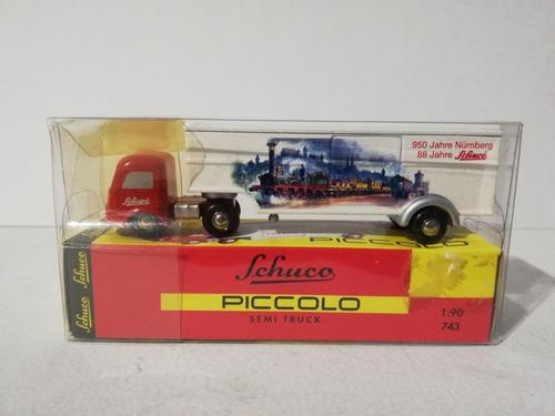 schuco piccolo semi truck 743