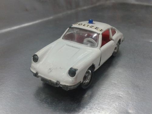 schuco - porsche 911 s policia  m.i. germany