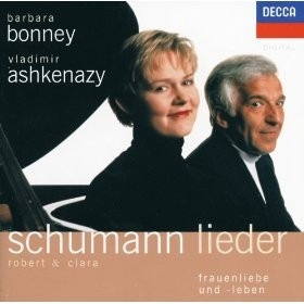 schumann - lieder barbara bonney musica clasica cd
