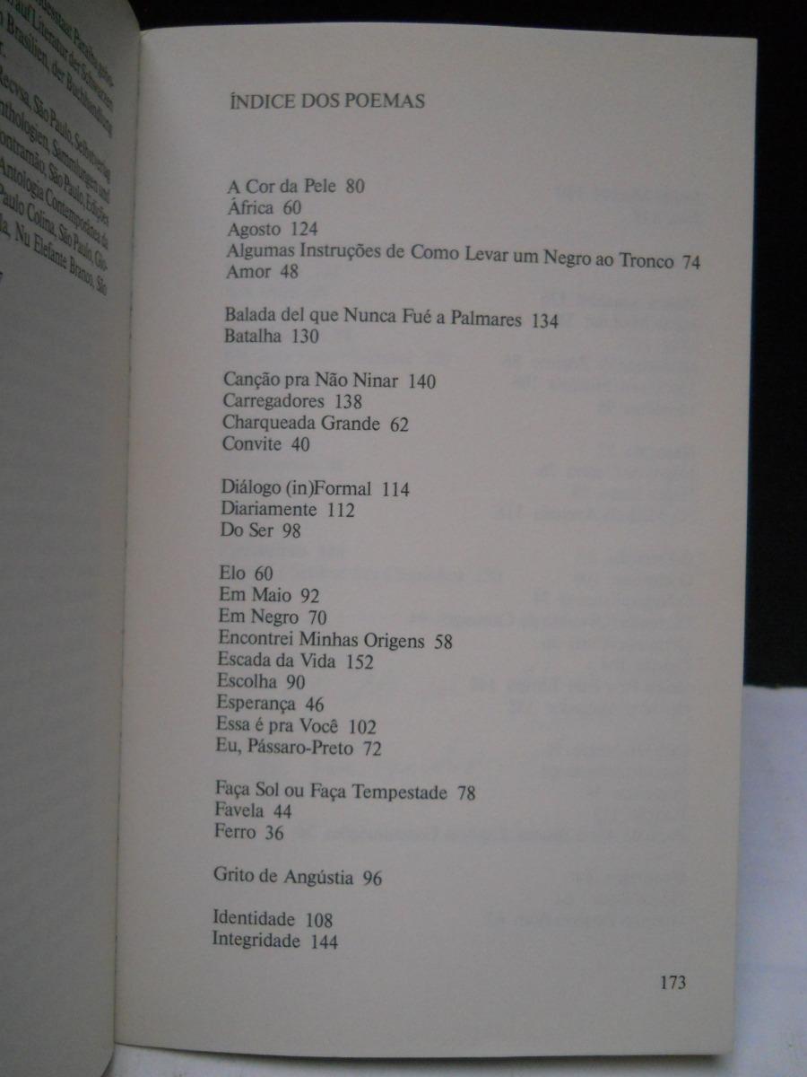 Schwarze Poesie Poesía Negra Bilingüe Portugués Alemán 14000