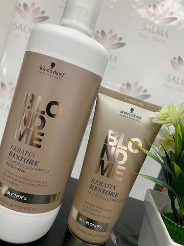 schwarzkopf professional blond me premium lift decolorante