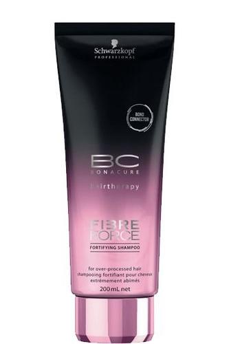 schwarzkopf shampoo bc fibre force fortificante 200ml