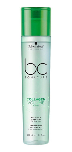 schwarzkopf volume boost shampoo volumen cabello fino 250ml