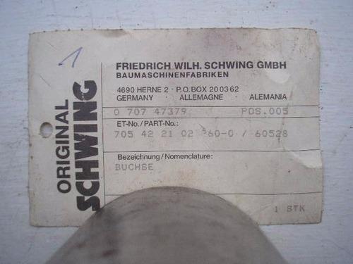 schwing original buje buchse 705 42 21 02 260