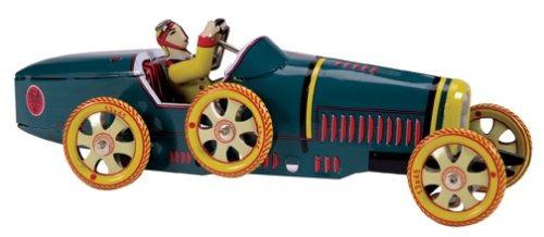 schylling bugatti t-35 del coche de carreras de ducati