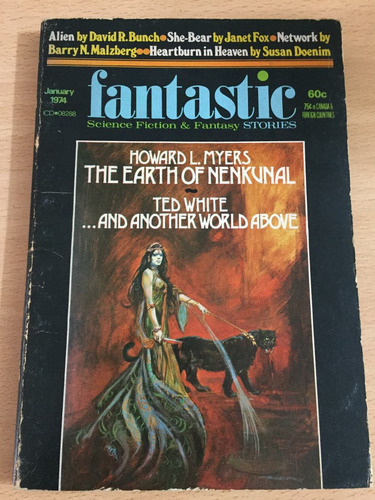 science fiction stories howard myers the earth of nenkunal