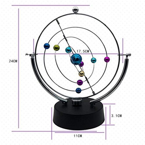 sciencegeek kinetic art asteroid - juguete