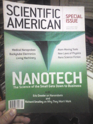 scientific american - vol. 285 - #03 - 09/2001