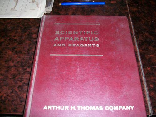 scientific apparatus and reagents