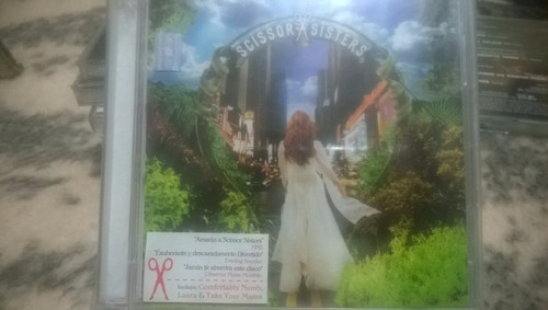 scissor sisters cd comfortably numb cd nuevo