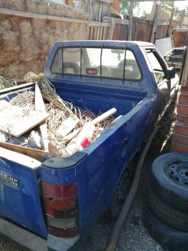 scoda pickup pickup