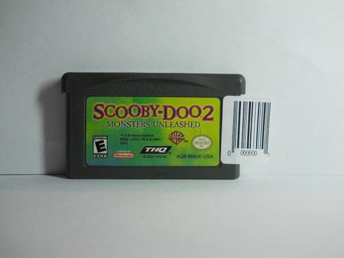 scooby-doo 2   gba aqui en gamekiosko