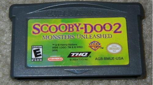 scooby-doo 2 monsters unleashed original + garantia! jogão!