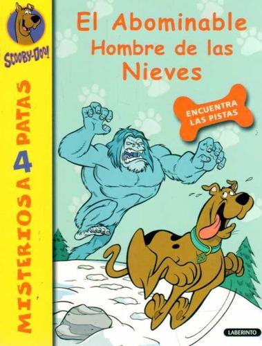 scooby-doo 3. el abominable hombre de las nieves.