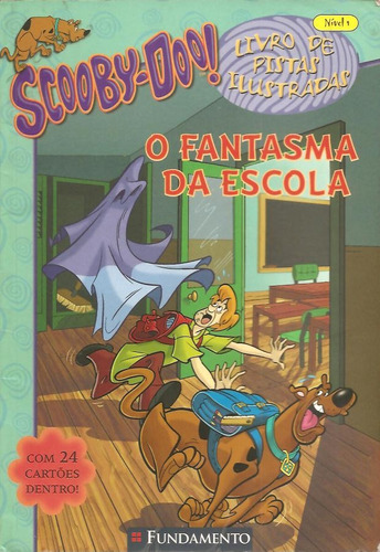 scooby-doo  - o fantasma da escola