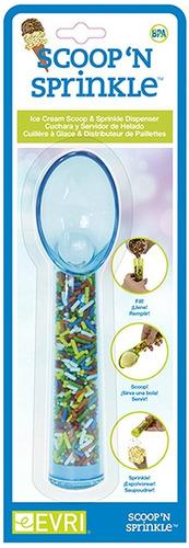 scoop 'n espolvorea la cucharada del helado ( + envio gratis