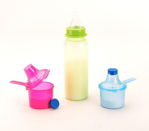 scoopie - dispensador portátil de fórmula para bebé, 3 un