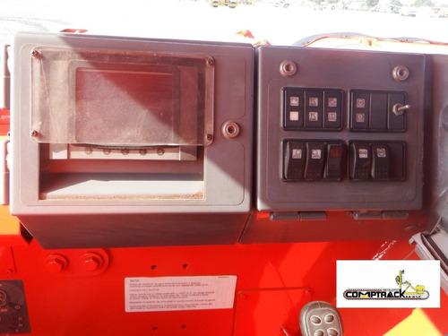 scooptram cargador bajo perfil sandvik lh410 2008 6 yardas