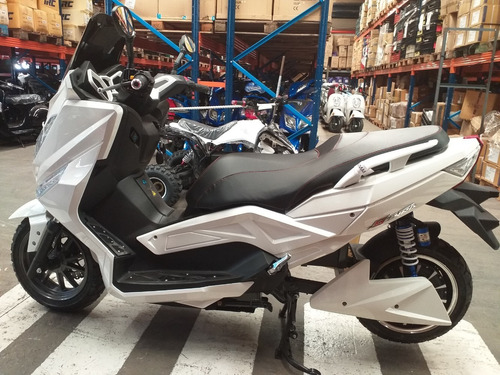 scoote electri no lucky sunra litio t9 ciclomotor moto 5000w