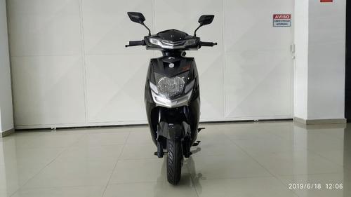 scooter 100% eletrico 1200w modelo li sen marca aima