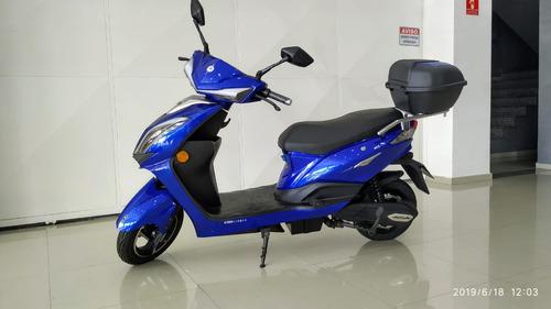 scooter 100% eletrico 1200w modelo rui kun marca aima