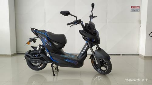 scooter 100% eletrico modelo jeek marca aima