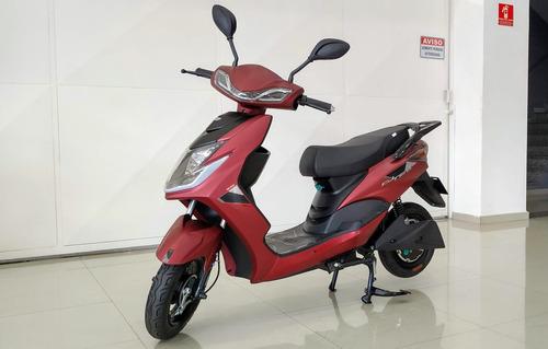 scooter 100% eletrico modelo tiny nuo mi 500w marca aima