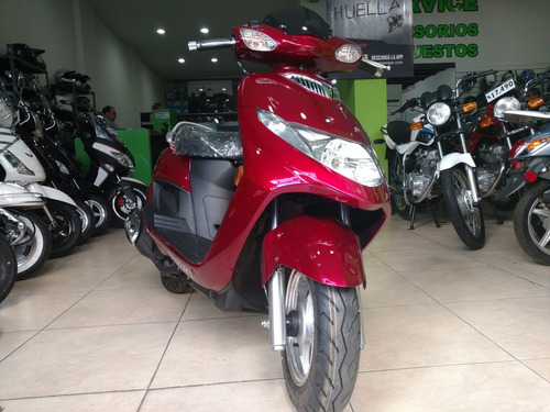 scooter 125 suzuki