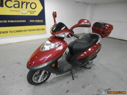scooter 126 250 otras marcas