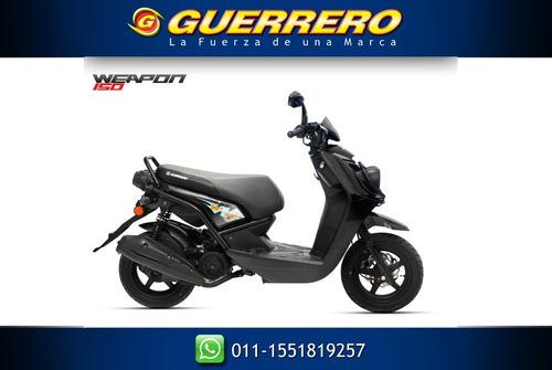 scooter 150 guerrero  .