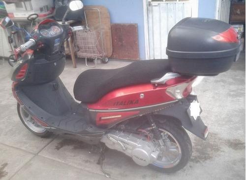 (scooter) 150 italika