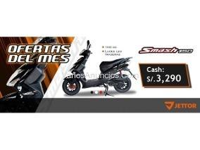 scooter 150 jetto smash color negro año 2015 unico dueño
