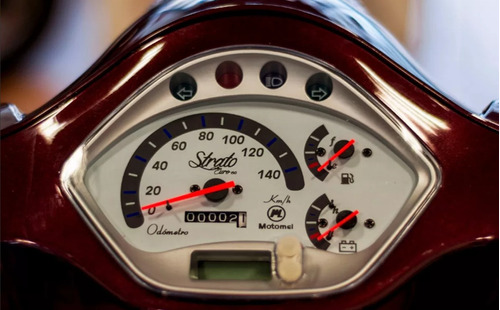 scooter 150 motomel strato