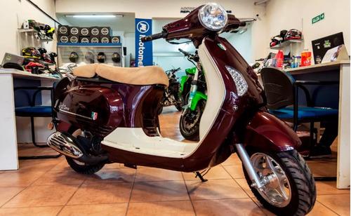 scooter 150 motomel strato euro 2019 de contado