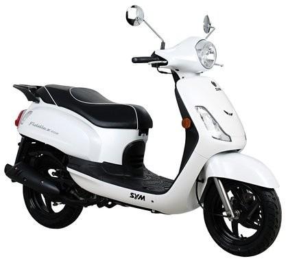 scooter 150 sym fiddle ii créditos personales el acto moto