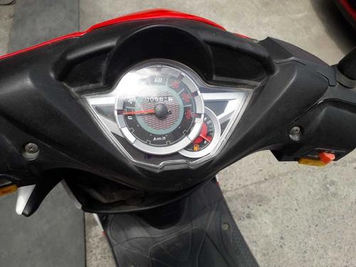 scooter 2016, solo 500 kilometros