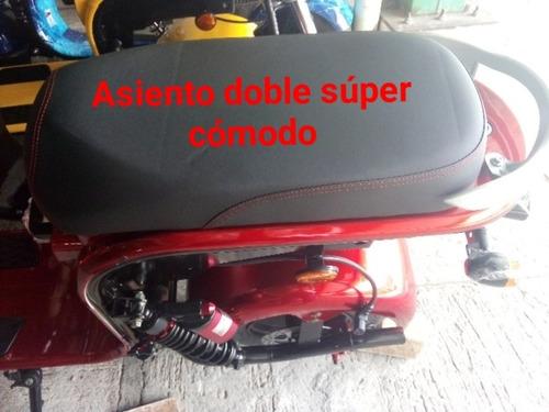 scooter 2020, crown electric la mejor!!