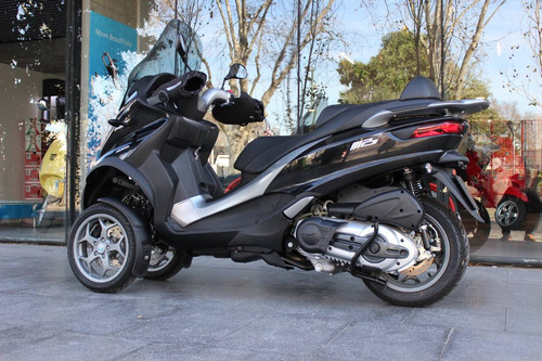 scooter 3 ruedas piaggio mp3 500i business