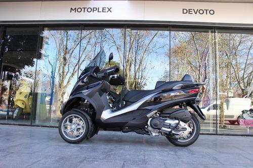 scooter 3 ruedas piaggio mp3 500i business motoplex devoto