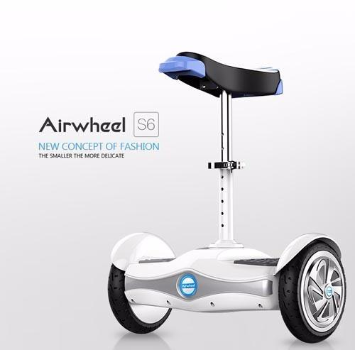 scooter airwheel s6 eléctrico segway unica en el pais